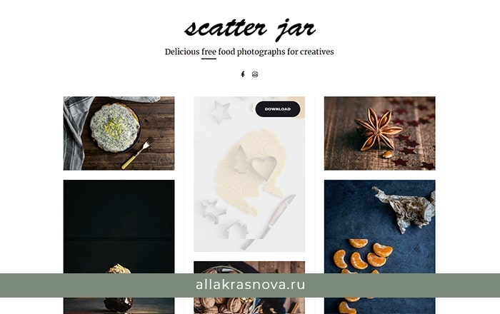 SkatterJar — бесплатный фотосток с фотографиями высокого разрешения